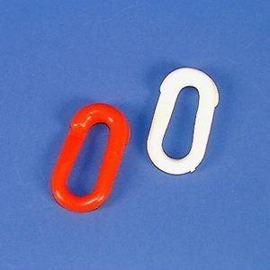 Verbindungsglied, Polyethylen, rot, 6 mm