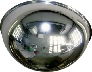 360°-Kuppelspiegel, Acrylglas, Ø 600 mm