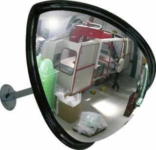 180°-Spiegel, Acrylglas, Ø 800 mm