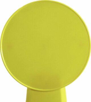 Schilderaufsatz für Warnaufsteller PYRAMID, Polypropylen, Ø 230 mm