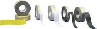 3M Safety-Walk Antirutschbelag, Typ 1 Universal, schwarz, 150 mm x 18,3 m