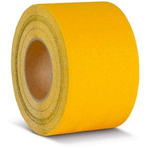 Antirutschbelag, Typ Verformbar, gelb, 100 mm x 18,3 m