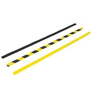 Antirutsch Formteil, Typ Universal, gelb/schwarz, 25x800 mm
