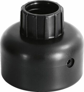 Adapter für Flexipfosten, Polypropylen, passend für Pfosten-Ø 80 mm