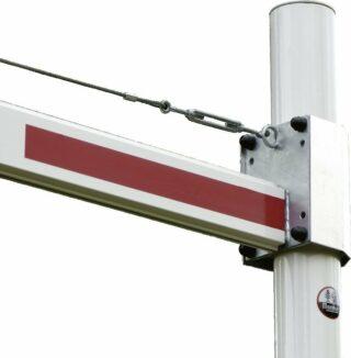 Höhenbegrenzungssperre HBS starr zum Einbetonieren, Stahl, 3250x4000 mm