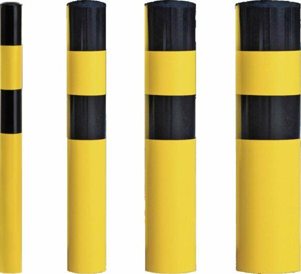 Rammschutz - Poller XL zum Aufdübeln, Ø 194 mm, Höhe 1200 mm