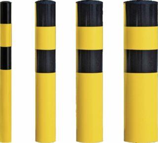 Rammschutz - Poller L zum Einbetonieren, Ø 159 mm, Höhe 1600 mm