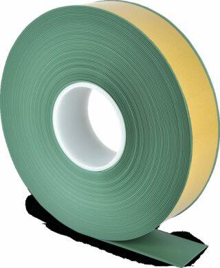 Bodenmarkierungsband WT-500 mit abgeschrägten Kanten, PVC, Grün, 5x2500 cm