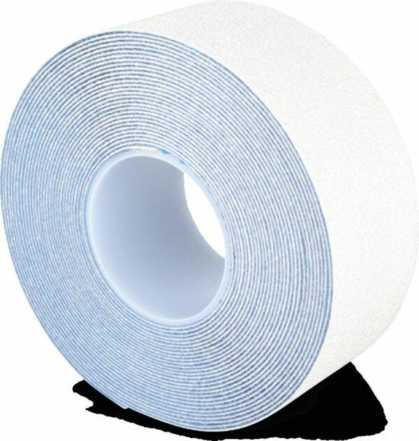 Bodenmarkierungsband WT-5845, PU, Rutschhemmung R11, Weiß, 7,5x1250 cm