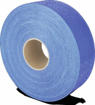 Bodenmarkierungsband WT-5845, PU, Rutschhemmung R11, Blau, 7,5x2500 cm