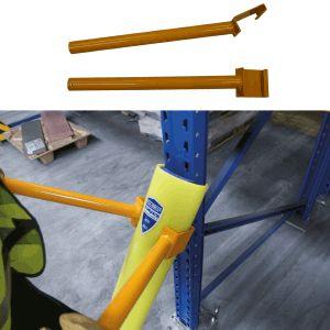 Montagewerkzeug für Regalanfahrschutz Rack Armour