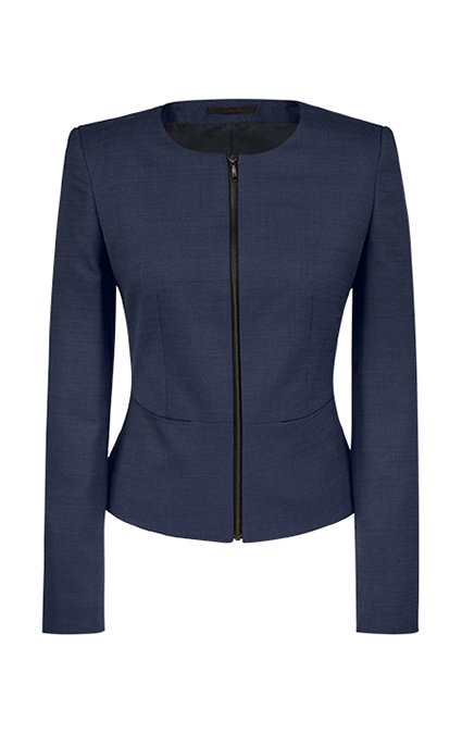 Damen-Kurzblazer / Slim Fit
