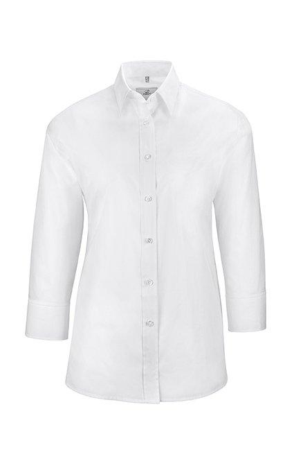 Damen-Bluse 3/4 Comfort Fit