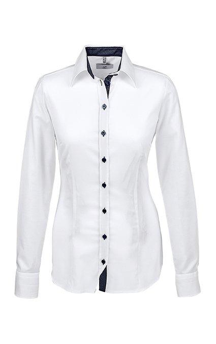 Damen-Bluse 1/1 Slim Fit